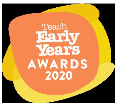 Teach Early Years Awards Logo