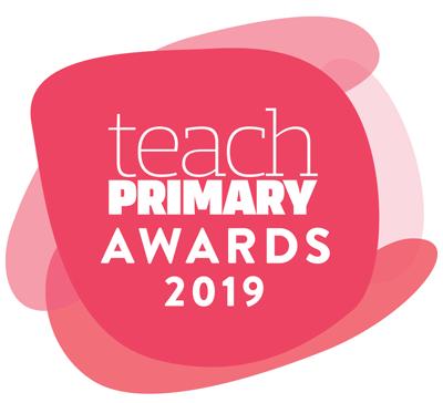 Teach Primary Awards Logo