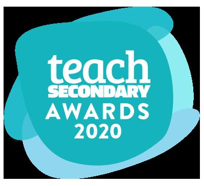 Teach Secondary Awards Logo